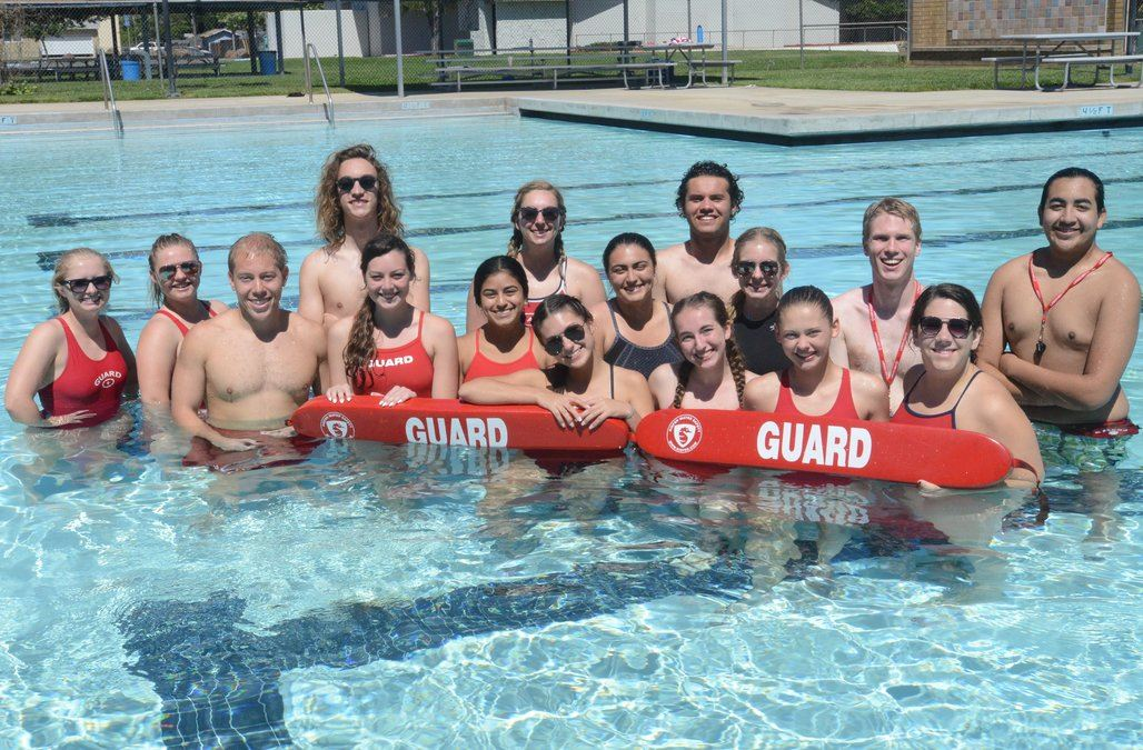 Lifeguards picture