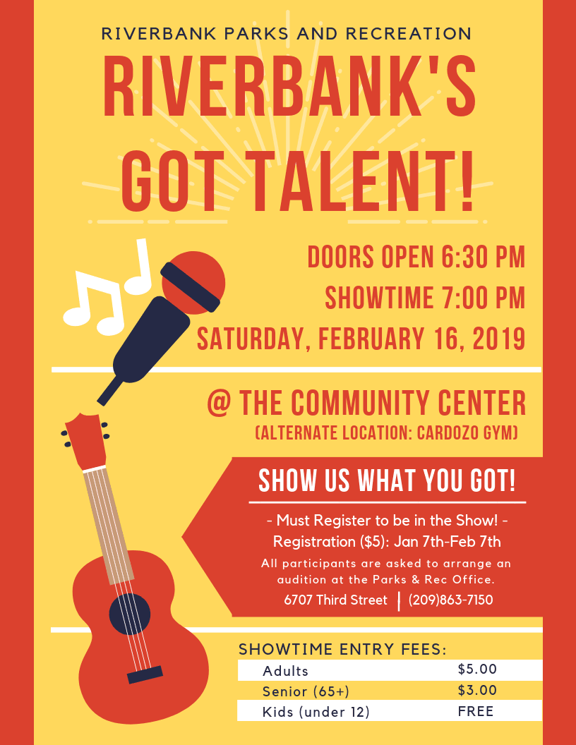 Riverbanks Got Talent