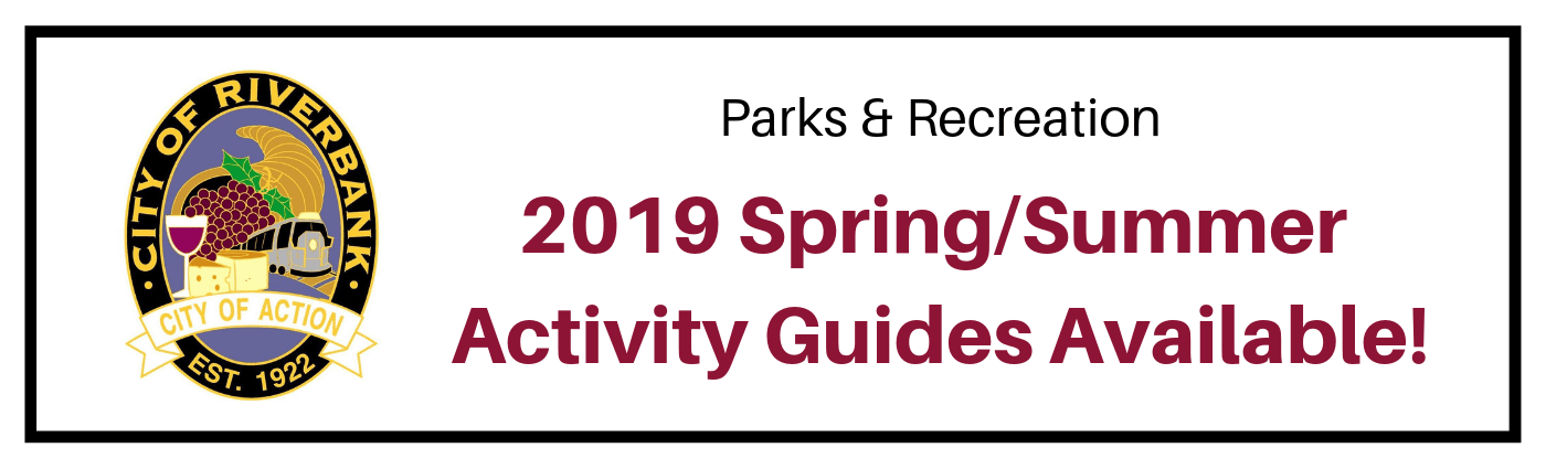 Activity Guides Available