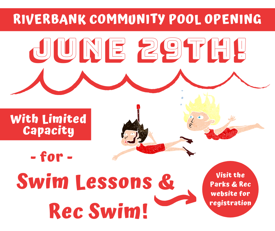 Pool opening June 29th