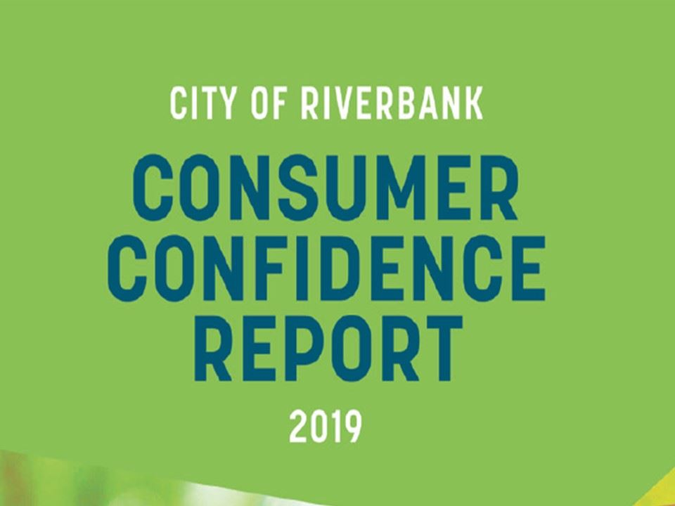 Consumer Water Report